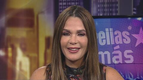 Luz García habla del programa Noche de Luz y de su rol como madre