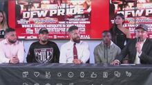 Boxeo: Mesquite se alista para dos peleas estelares que contarán con la presencia de Marco Antonio Barrera