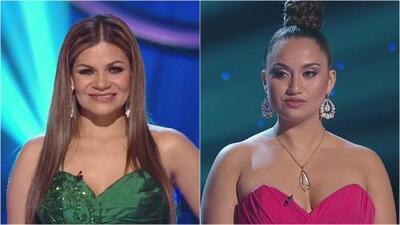 Beatriz Montes y Lluvia Vega, las dos chicas que están en peligro de ser eliminadas de la competencia