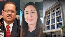 """""""Aquí hay unas personas que son responsables"""" Piden explicaciones a presidente del Senado en caso del asesinato de Andrea Ruiz"""