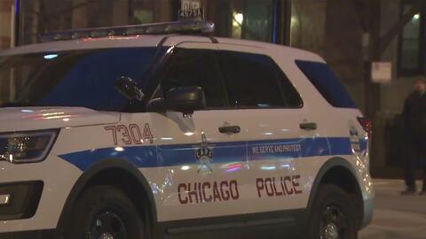Ola de robos en el centro de Chicago tiene en alerta a las autoridades, turistas y transeúntes