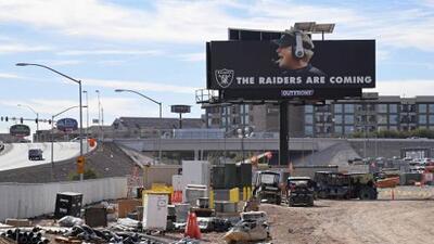 Ya tiene nombre el estadio de los Raiders en Las Vegas