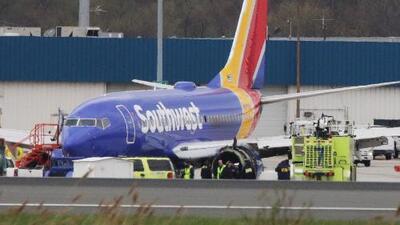 Identifican a la mujer fallecida tras la emergencia presentada en un vuelo de la aerolínea Southwest