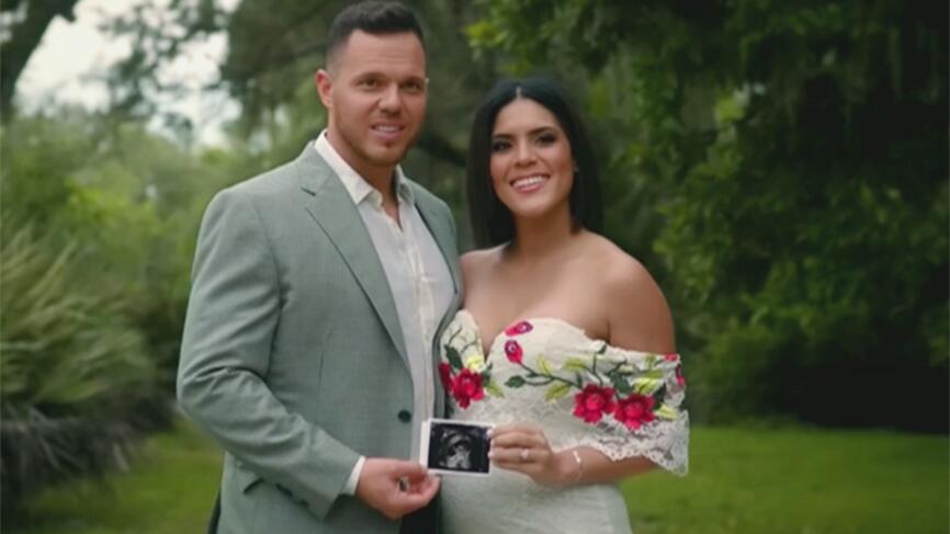 Francisca Lachapel está embarazada y así lo reveló en Despierta América