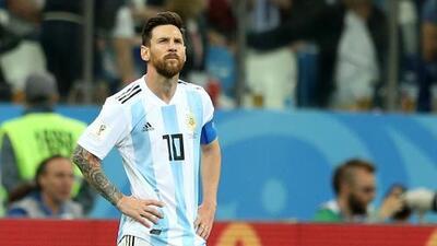 A Messi le llegará su máxima motivación desde Argentina: su esposa y sus hijos volaron hacia Rusia
