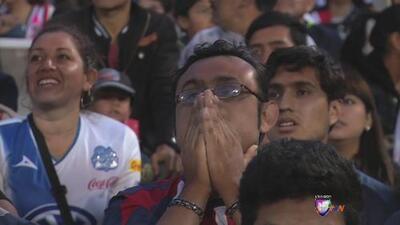 Puebla 1 – 2 Chivas: Así se vivió el partido en el Universitario Buap