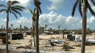 """""""Inhabitable"""": así describen a Marathon y a Big Pine Key en Florida tras el paso del huracán Irma"""