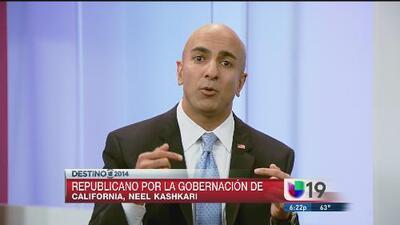 ¿Quién es Neel Kashkari, candidato a Gobernador de California?