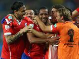 Beausejour, miembro de la 'generación dorada' de Chile, anuncia su retiro de la Roja