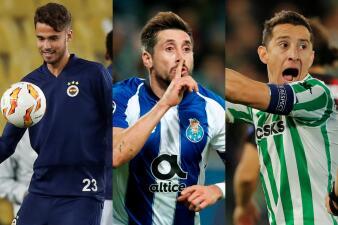 Sentenciados: la suerte de los mexicanos tras los sorteos en Champions y Europa League