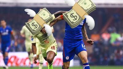 Cruz Azul rompió el mercado estilo Chelsea y América vendió como el Dortmund