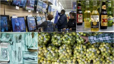 En fotos: algunos de los productos mexicanos afectados por el nuevo arancel que anunció Donald Trump