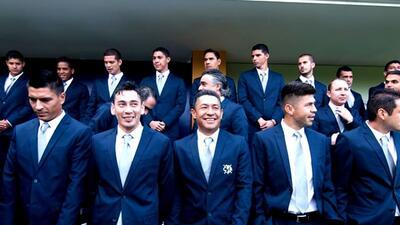 América se tomó la foto oficial del Apertura 2015