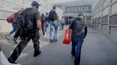 Preocupación entre cientos de inmigrantes que solicitaron asilo en EEUU y que fueron retornados a México