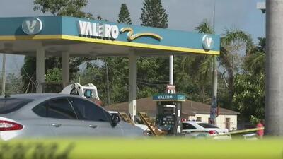 Buscan a responsable de tiroteo en gasolinera de Miami que dejó un muerto y un herido