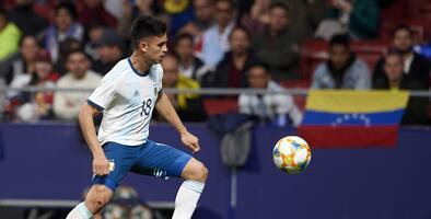 'Pity' Martínez ve en Atlanta United su trampolín a la selección Argentina y Europa