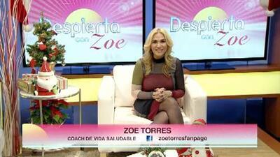 ¡Zoe entrevista a Ana Patricia Gámez!