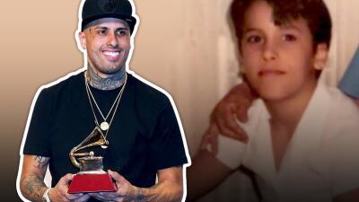 La transformación de Nicky Jam, de niño a ser una de las máximas estrellas del reggaeton