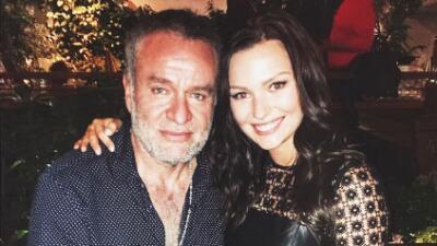 Irina Baeva terminó con su novio y 'El Güero' Castro podría ser su nuevo amor