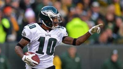 DeSean Jackson vuelve a casa: regresa a los Philadelphia Eagles