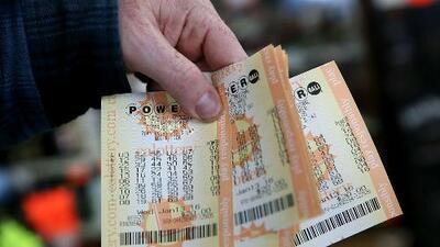 Cae el boleto ganador de la lotería 'Poweball' en Massachusetts