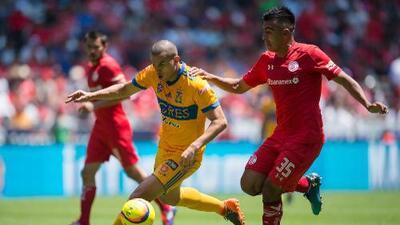 Cómo ver Tigres vs. Toluca en vivo, por la Liga MX 30 de Octubre 2019