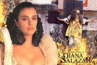 'El extraño retorno de Diana Salazar', una telenovela sobrenatural
