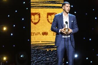 En fotos: los ganadores de la noche en el Balón de Oro 2019 de la Liga MX