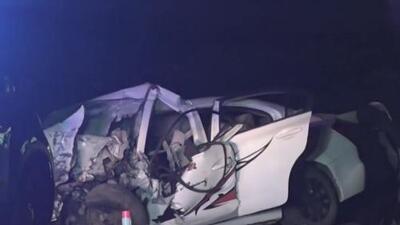 Una bebé y dos adultos mueren en un accidente automovilístico en Fort Worth