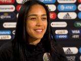 Renae Cuéllar vive el mejor momento en su carrera