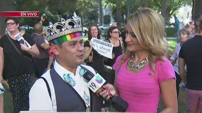 Sacramento celebra matrimonio igualitario