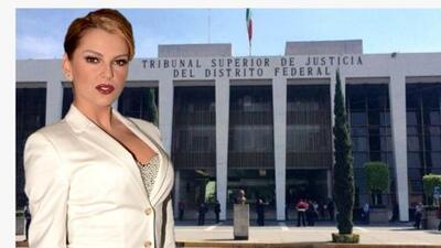 Marjorie de Sousa demanda a revista ante tribunales mexicanos