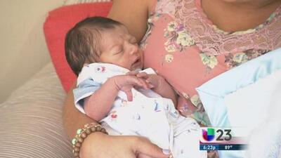 Nace hijo de José Luis Nápoles y Stephanie Severino