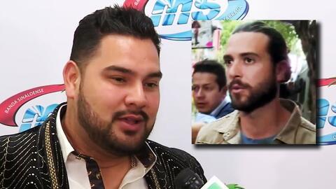 """""""A ver cómo sale mi compa"""", Banda MS opina sobre el proceso que enfrenta Pablo Lyle ante la justicia"""
