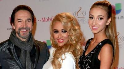 La hija de 'El Buki' se luce como modelo en Los Ángeles