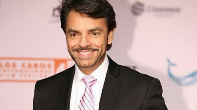 Eugenio Derbez presume su encuentro con Harrison Ford