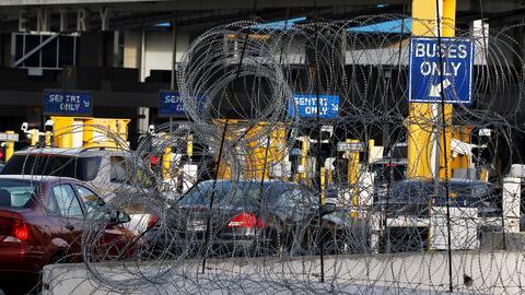 Estudiantes, trabajadores y comerciantes preocupados por el posible cierre de la frontera