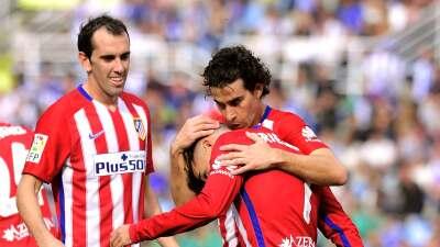 Real Sociedad 0-2 Atlético de Madrid: Griezmann relanza al Atlético
