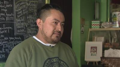 Comerciantes hispanos de Boyle Heights aseguran que están al borde de la quiebra