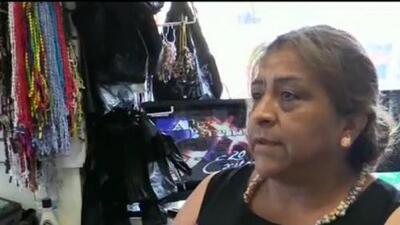Efectos de los operativos de inmigración en los negocios hispanos en Camden