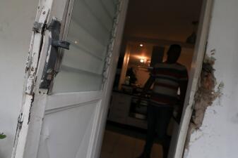 En fotos: Los destrozos que causaron durante el allanamiento de la residencia del jefe de despacho de Guaidó