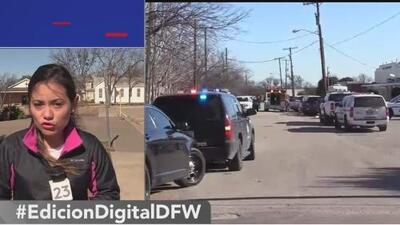 Autoridades registran una balacera en una escuela secundaria del condado Ellis
