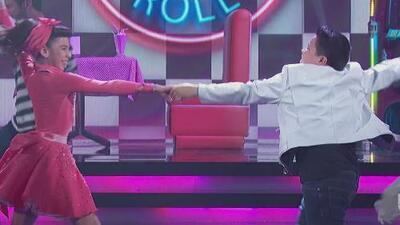"""""""Esta coreografía ha sido menor"""": Miguel Bosé al evaluar a Valeria y Ramón"""