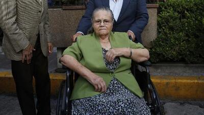 Madre de 'El Chapo' Guzmán le pide al presidente Trump una visa humanitaria