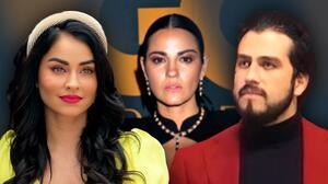 """Claudia Martín responde sobre audios donde """"extorsiona"""" a su esposo"""
