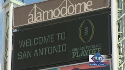 Quieren Super Tazón Colegial para San Antonio