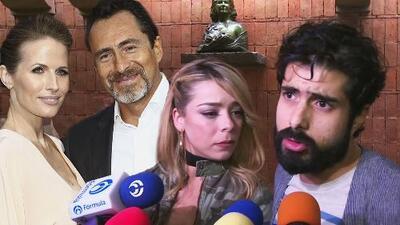 Sobrino de Demián Bichir dice si su tío recibe ayuda para no caer en depresión tras el suicidio de Stefanie Sherk