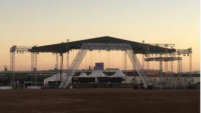 Univision y Fusion anuncian el concierto 'RiseUp As One' en la frontera entre EEUU y México