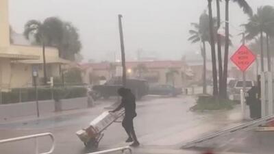 'Gordon' podría fortalecerse y convertirse en huracán en el Golfo de México