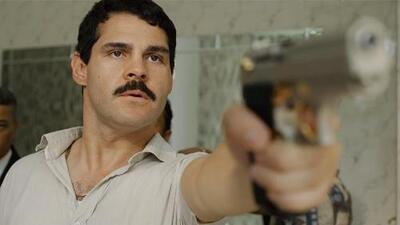 Hernán Romo es 'Benjamín Avendaño' en 'El Chapo'